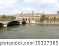 巴黎塞納河 35327385