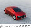 電動汽車 汽車 混合 35329302