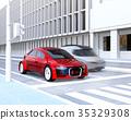 電動汽車 安全檢查 馬車 35329308
