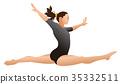 Female gymnast 2 35332511