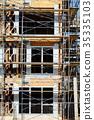 美国建筑工地 35335103