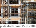 미국의 건축 현장 35335104