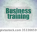 business education concept 35336659