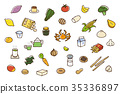 food, food item, foodstuff 35336897