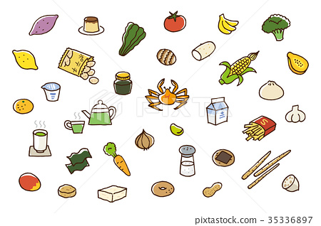 食品 食物 原料 35336897