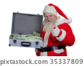 money, christmas, banknotes 35337809