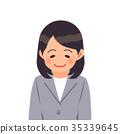 年輕 青春 女性 35339645