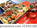 มื้อรับปีใหม่ญี่ปุ่น,อาหาร,กิน 35340188