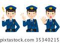 경찰관, 경찰, 인물 35340215