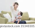 嬰兒 寶寶 寶貝 35340305