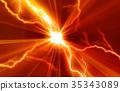 闪电 35343089