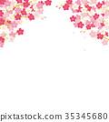 cherry, blossom, tree 35345680