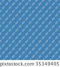 Repeating knitted seamless pattern 35349405