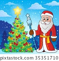 Father Frost theme image 4 35351710