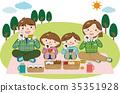 ครอบครัว,เบนโตะ,ปิกนิก 35351928