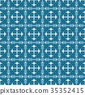 Seamless pattern 35352415