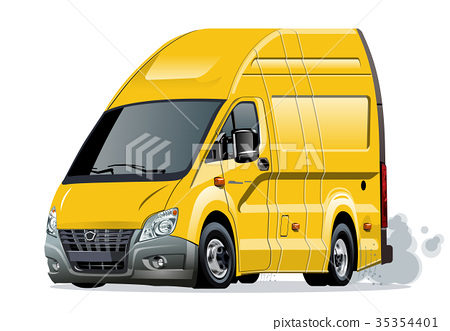 Vector Cartoon van 35354401