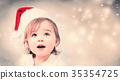 toddler, girl, christmas 35354725