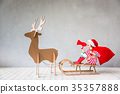 Christmas Xmas Winter Holiday Concept 35357888