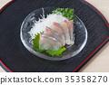 马鲭鱼生鱼片 35358270