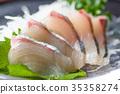 马鲭鱼生鱼片 35358274