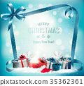 greeting, vector, xmas 35362361