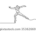 man ballet dancer 35362669