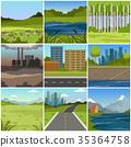 自然 景色 風景 35364758