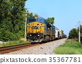 freight train, goods train, locomotive 35367781
