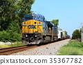 freight train, goods train, locomotive 35367782