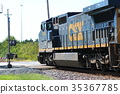 freight train, goods train, locomotive 35367785
