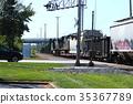 freight train, goods train, locomotive 35367789