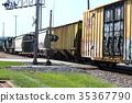 freight train, goods train, locomotive 35367790