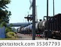 freight train, goods train, locomotive 35367793