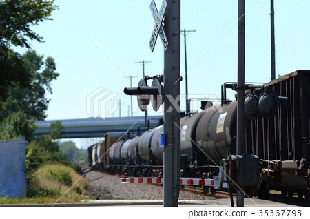 freight train, goods train, locomotive 35367793