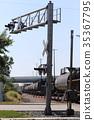 freight train, goods train, locomotive 35367795