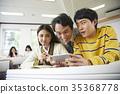 고개숙임, 놀람, 디지털기술 35368778