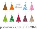 christmas xmas tree 35372966