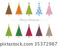 christmas xmas tree 35372967