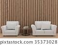 minimal, room, sofa 35373028