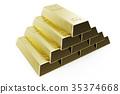 黃金 金色 金 35374668