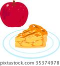 apple, pie, py 35374978