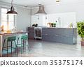 廚房 室內 室內空間 35375174