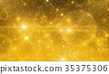 顆粒 粒子 閃閃發光的 35375306