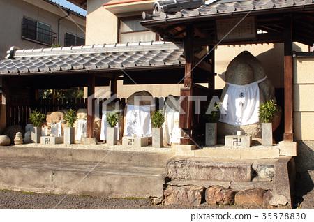 Jizo在京都岩倉 35378830