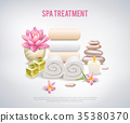 spa, treatment, poster 35380370