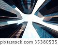 sky angle skyscraper 35380535
