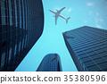 sky angle skyscraper 35380596