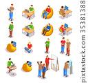 people, coworking, work 35381388