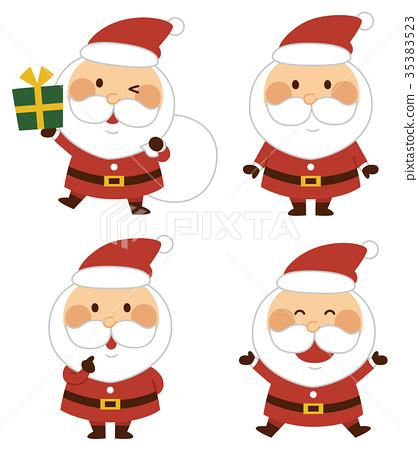 圣诞老人 35383523